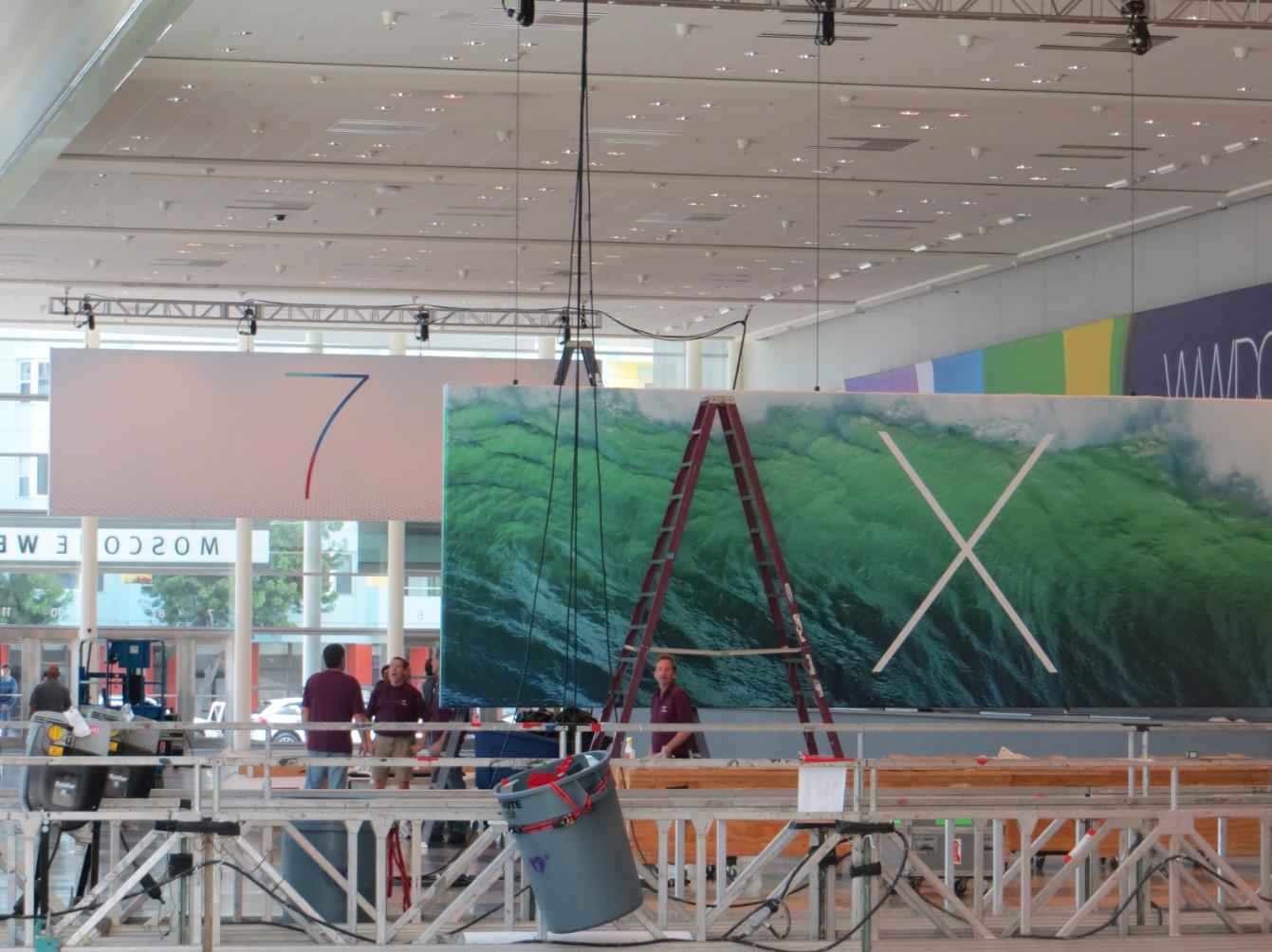 Banner - OS X 10.9