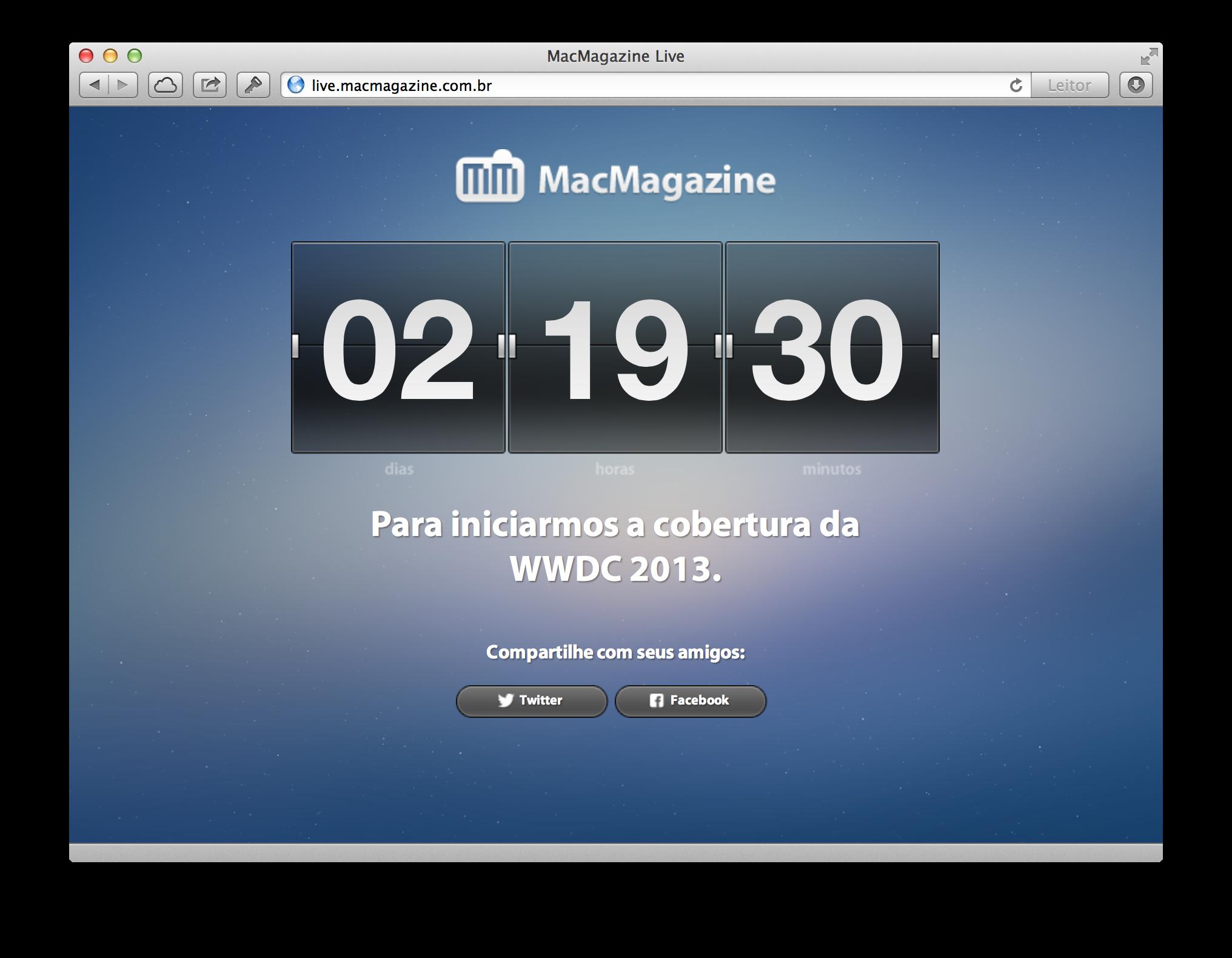 MacMagazine Live