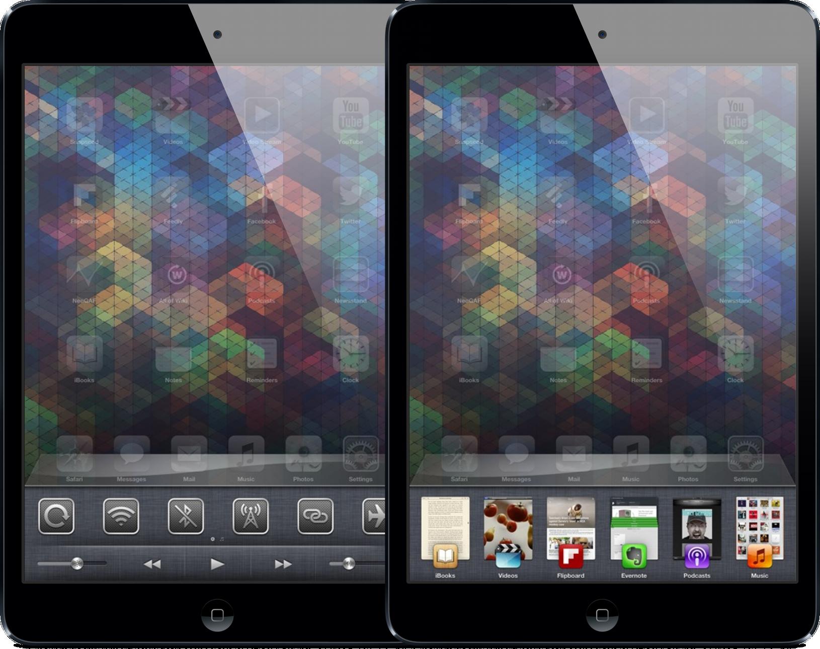 Auxo para iPads