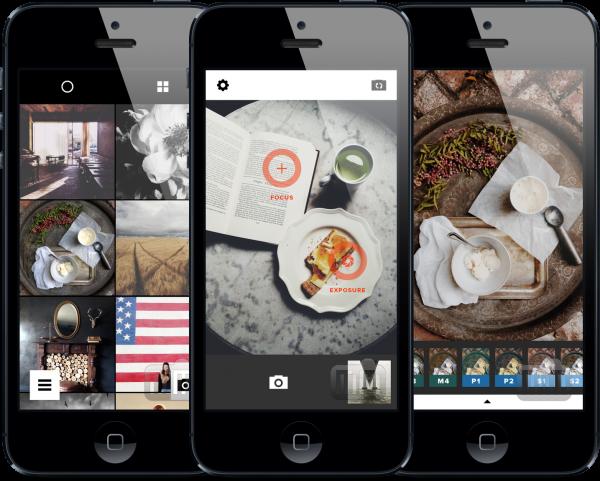 VSCO Cam: fotografia e inspiração em iPhones/iPods touch