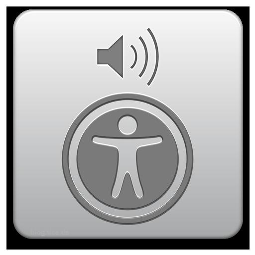 Ícone - VoiceOver