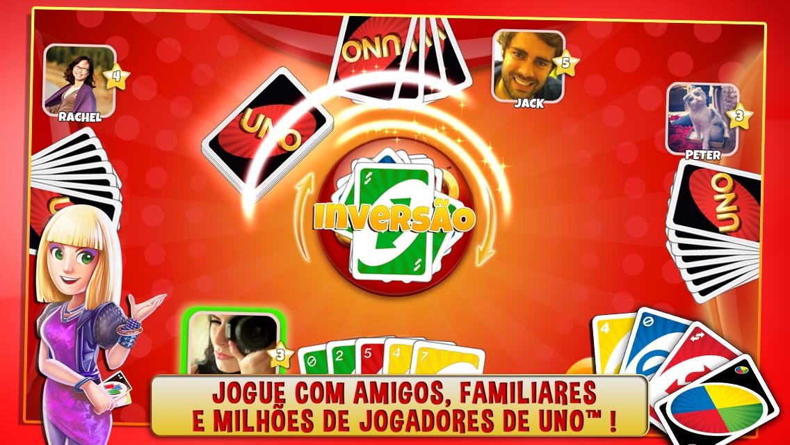Screenshot - Uno Friends