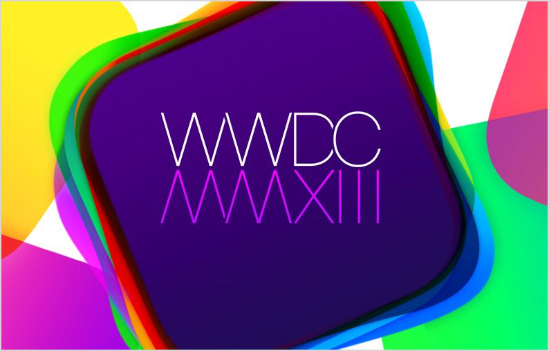 Pôster do vídeo da WWDC 2013