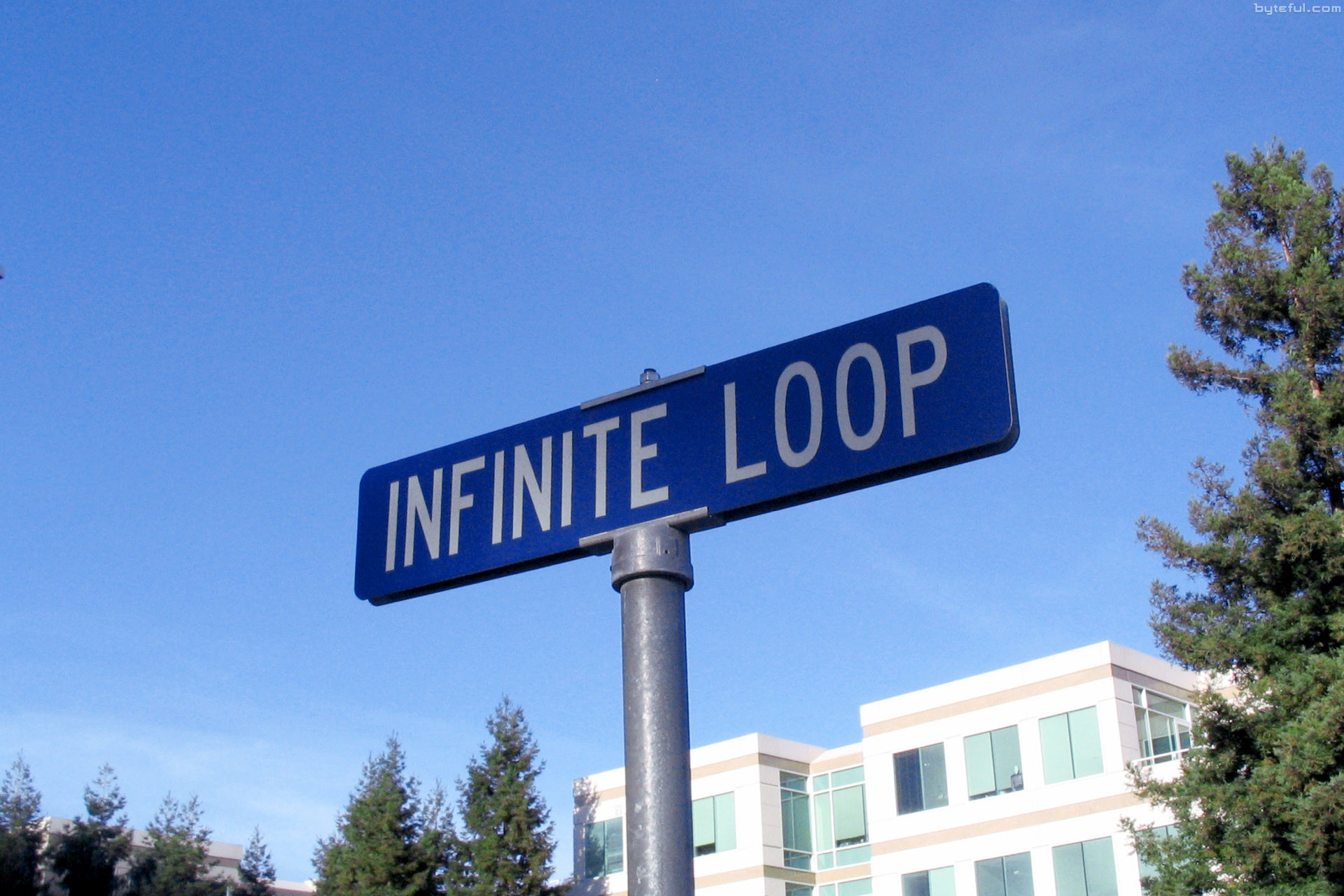 One Infinite Loop