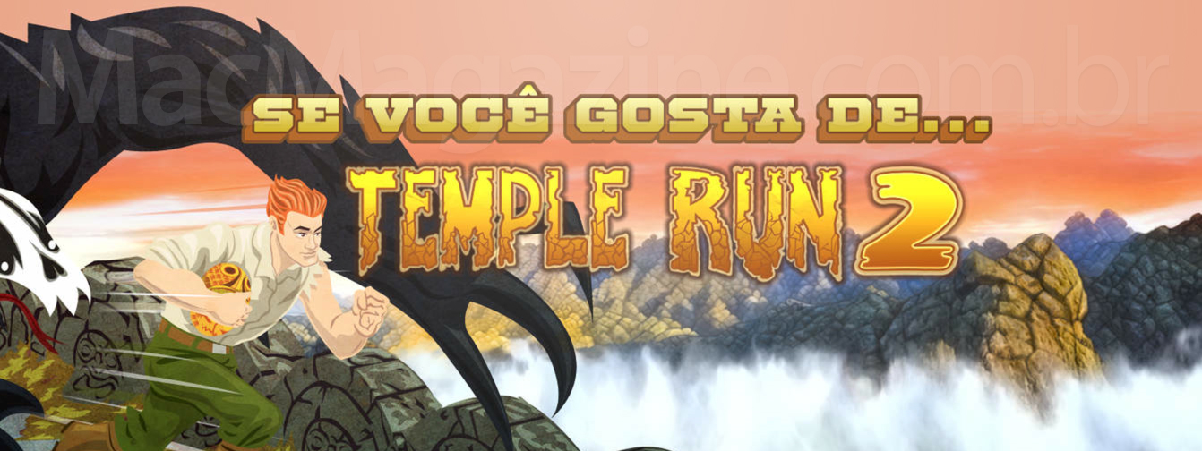 Destaque de Temple Run 2