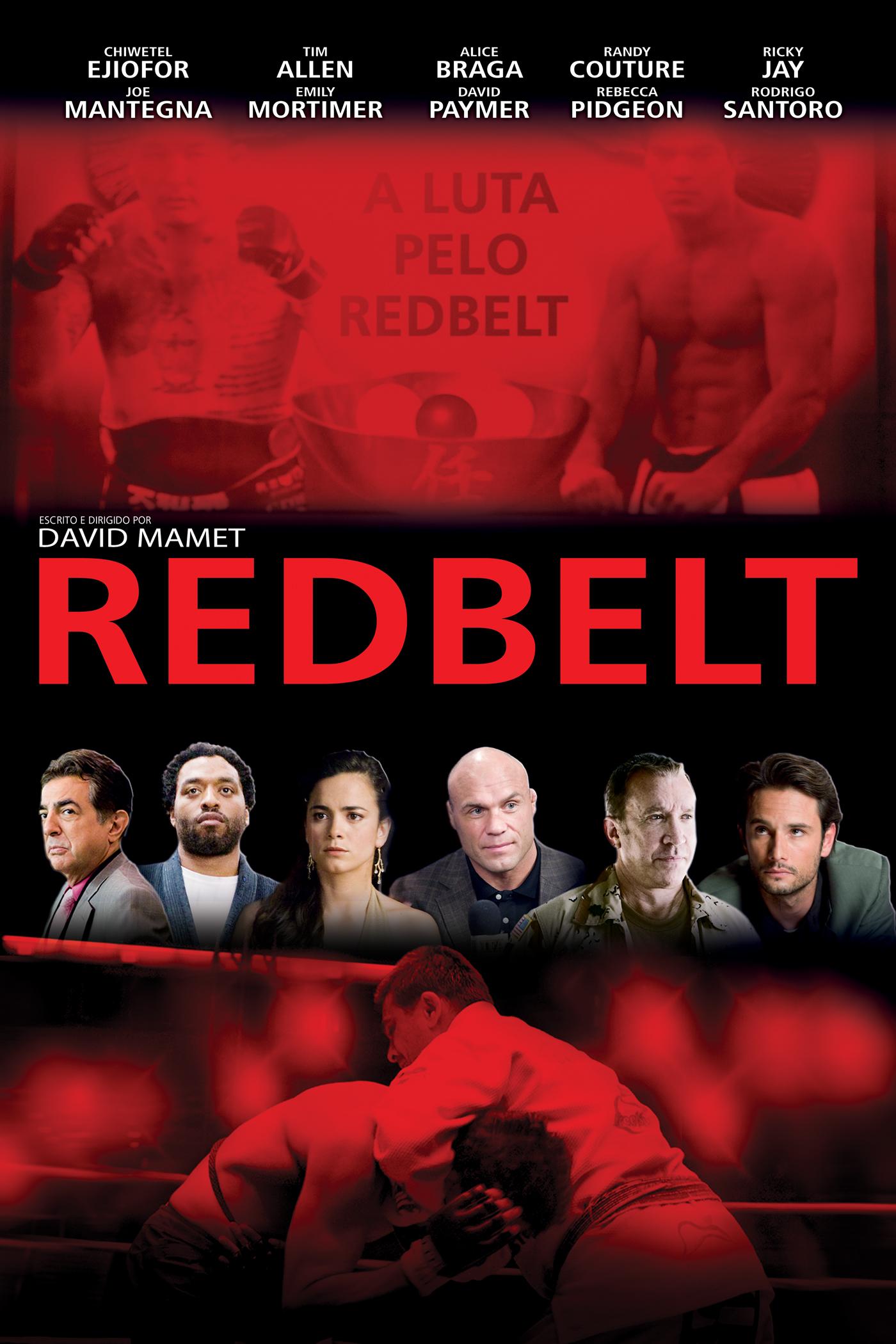 Banner - Cinturão Vermelho