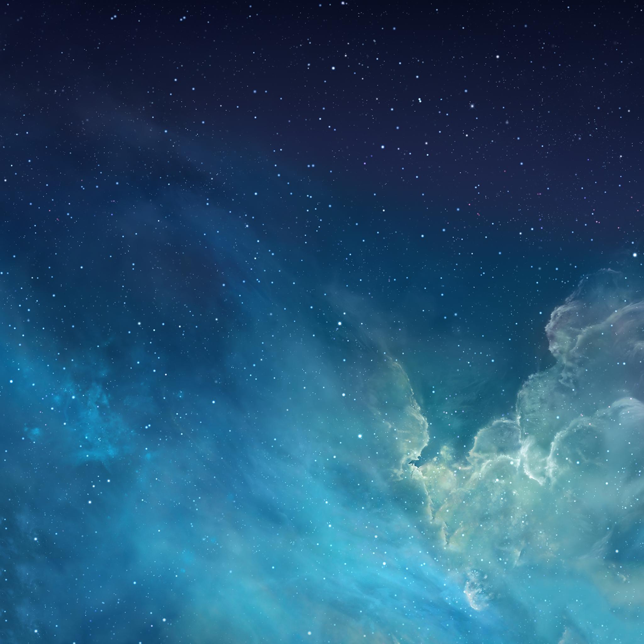 Wallpaper do iOS 7 para iPad