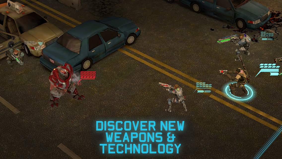 XCOM: Enemy Unknow - iOS