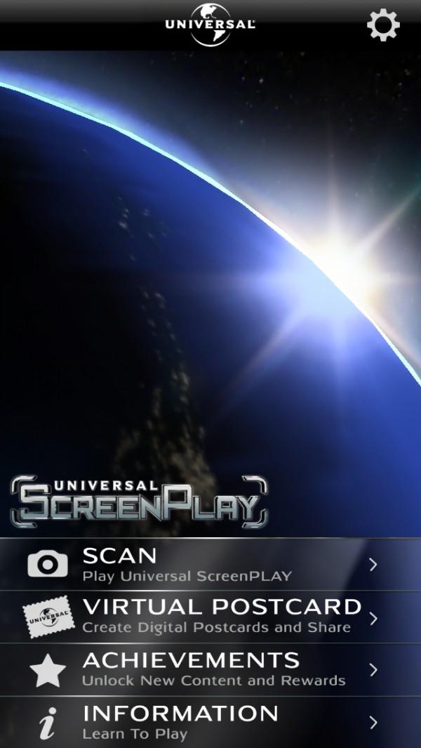 Universal ScreenPlay