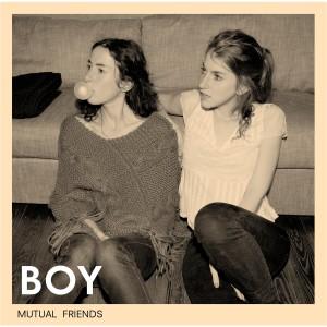 Capa do álbum Mutual Friends, da banda BOY