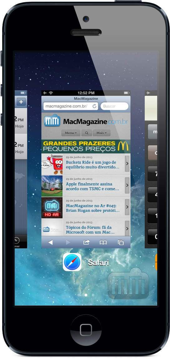 Tweaks para mudar o visual do iOS 6