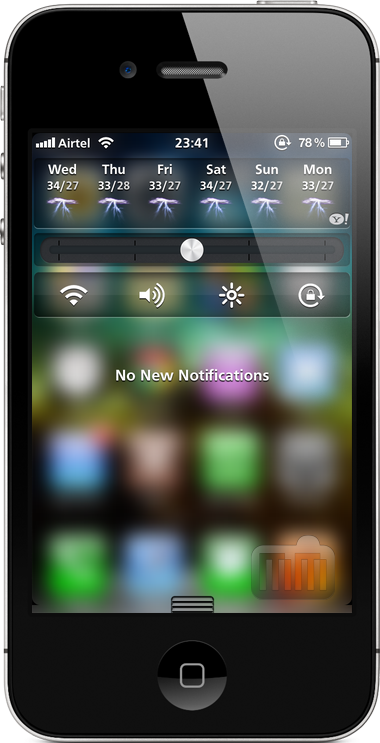 Tweaks para mudar o visual do iOS 6