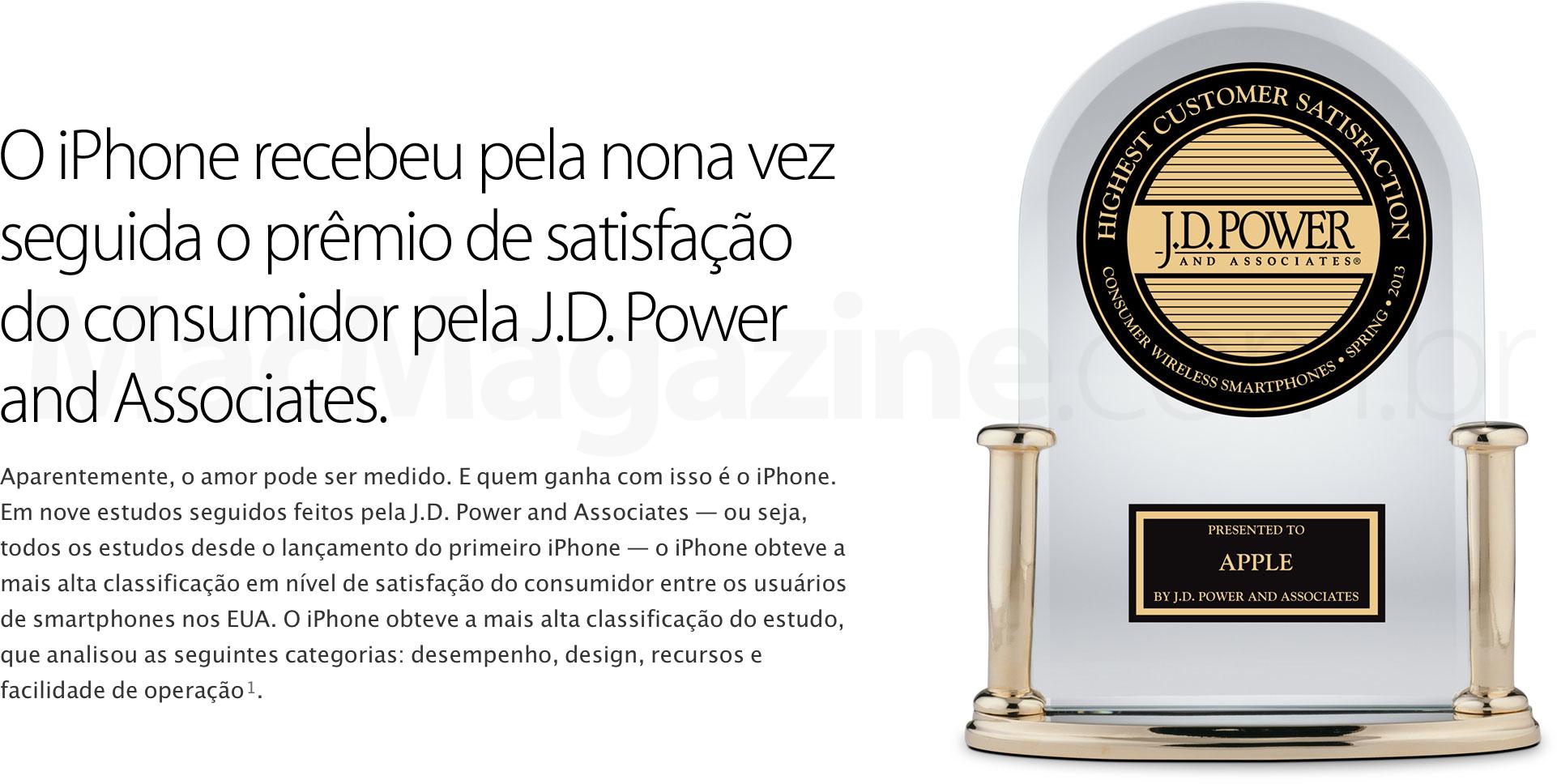 iPhone - J.D. Power and Associates