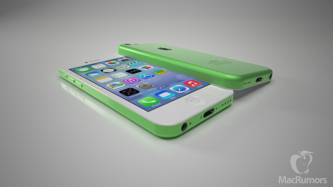 """Mockup"" do iPhone de baixo custo"