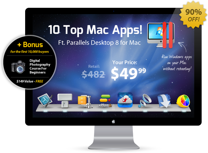 The Summer 2013 Mac Bundle