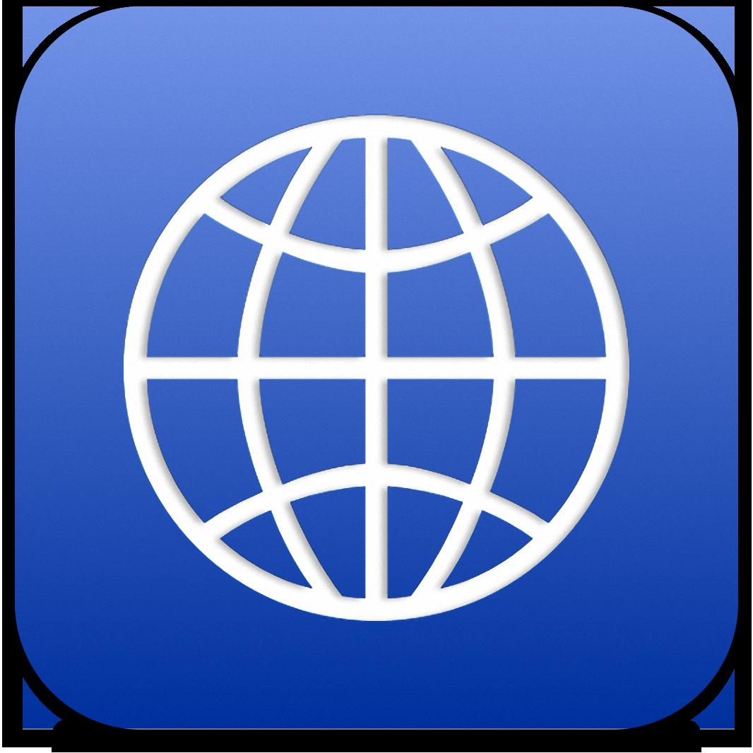 Ícone - Web Translator