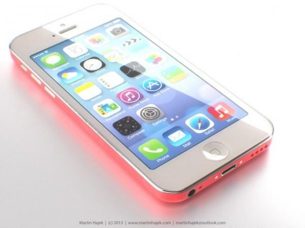 """Conceito de """"iPhone de baixo custo"""""""