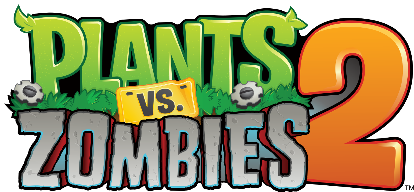 Plants vs. Zombies 2 - logo