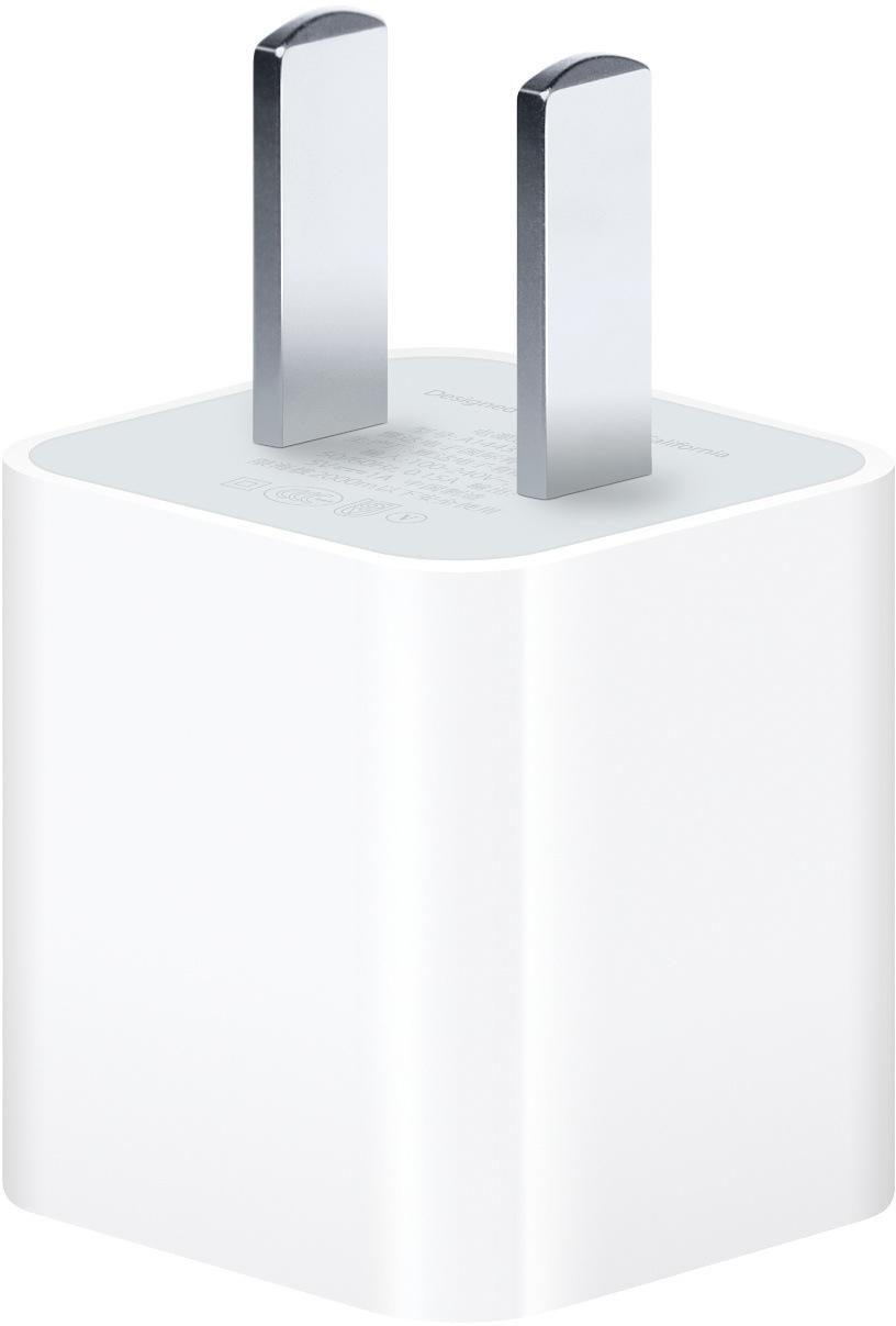 Adaptador de energia chinês do iPhone