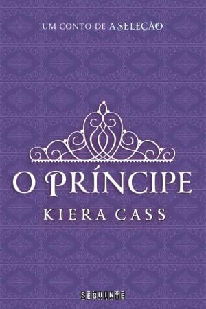 """Capa do livro """"O Príncipe"""""""