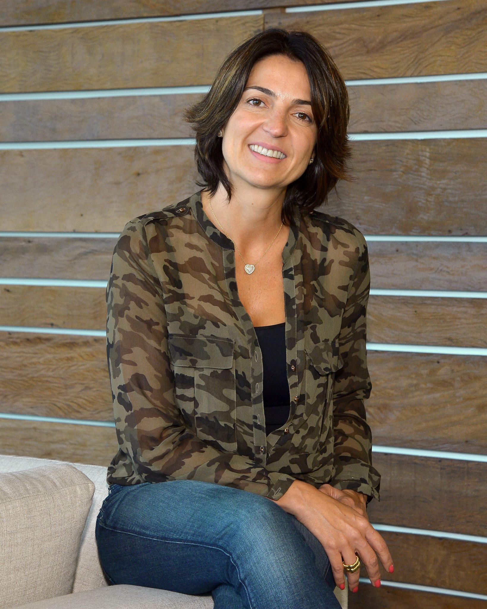 Paula Bellizia - country manager da Apple Brasil
