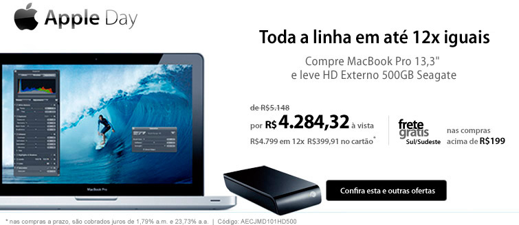 Apple Day na Fast Shop