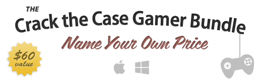 """Crack The Case Gamer Bundle"""