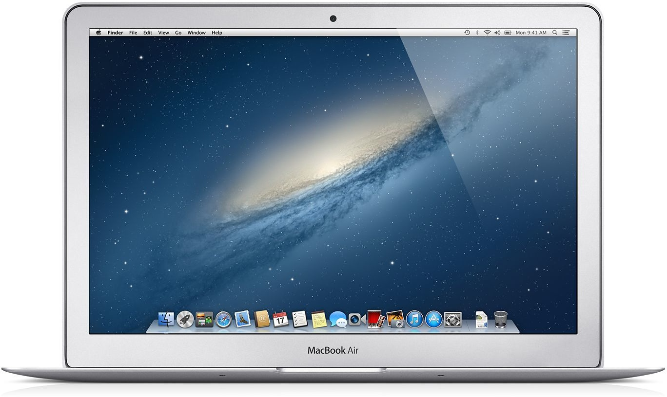 """OS X Mountain Lion no MacBook Air de 13"""""""