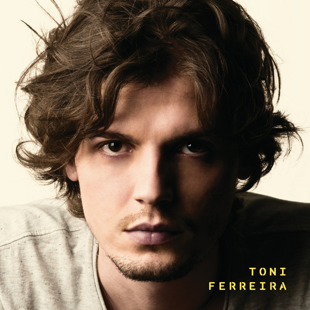 Capa do álbum Toni Ferreira