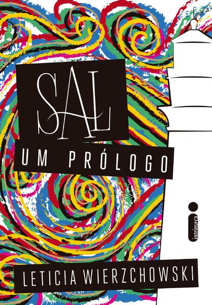 """Capa do livro """"Sal, um prólogo"""""""
