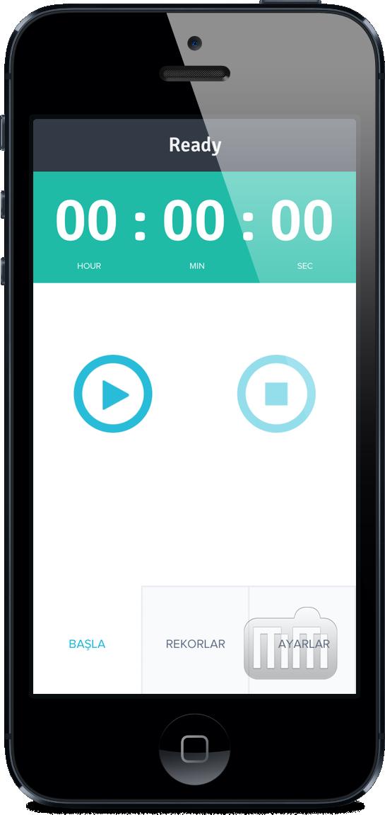 App xRec para iPhones/iPods touch