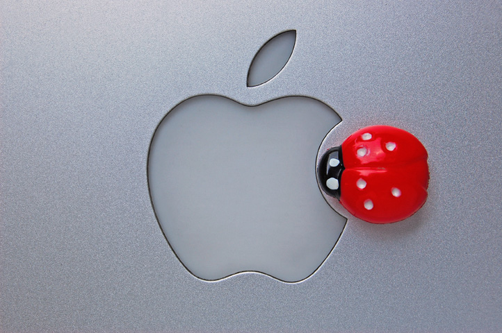 Apple - Bug