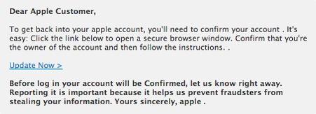"""Ataque de """"phishing"""""""