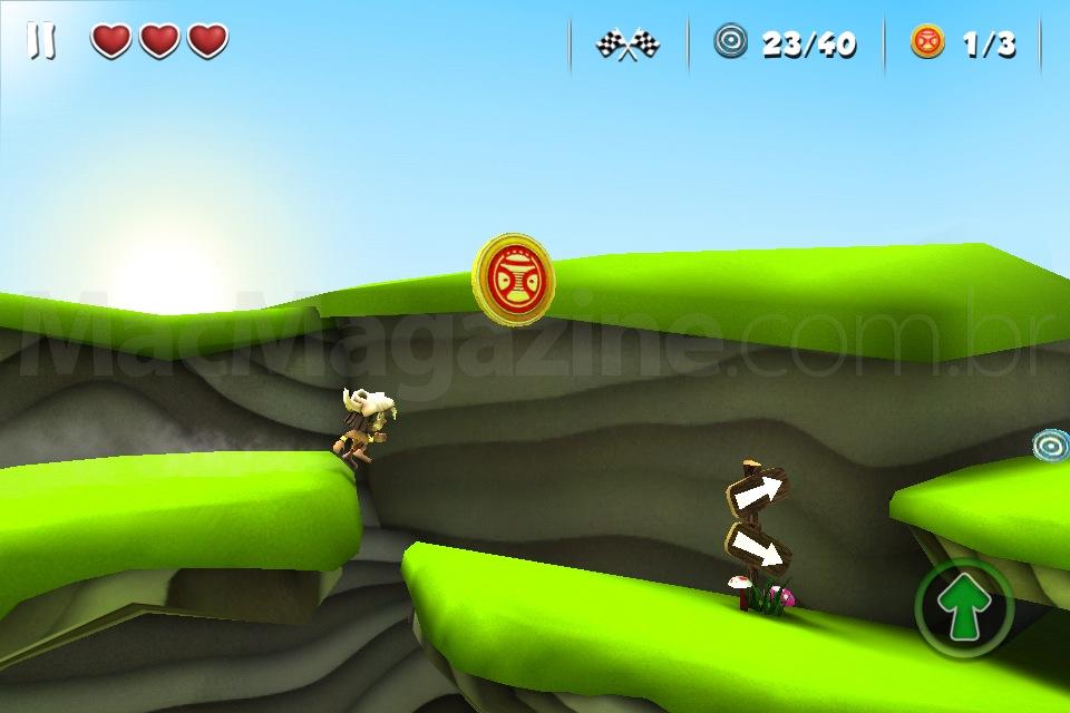 Jogo Manuganu para iOS