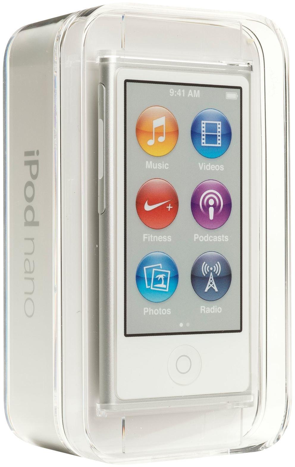 Embalagem do iPod nano (7G)