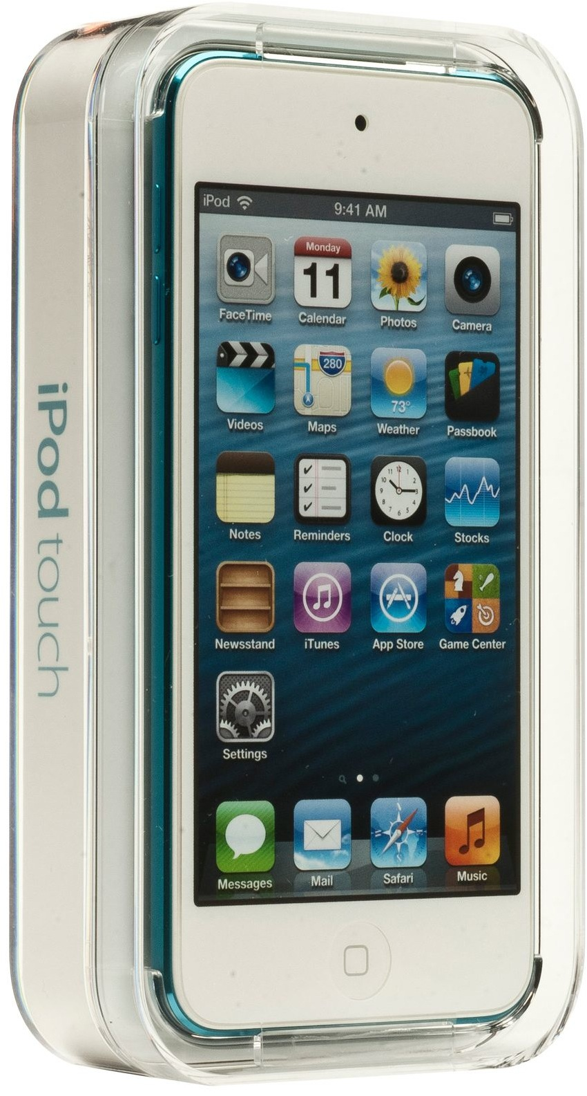 Embalagem do iPod touch (5G)