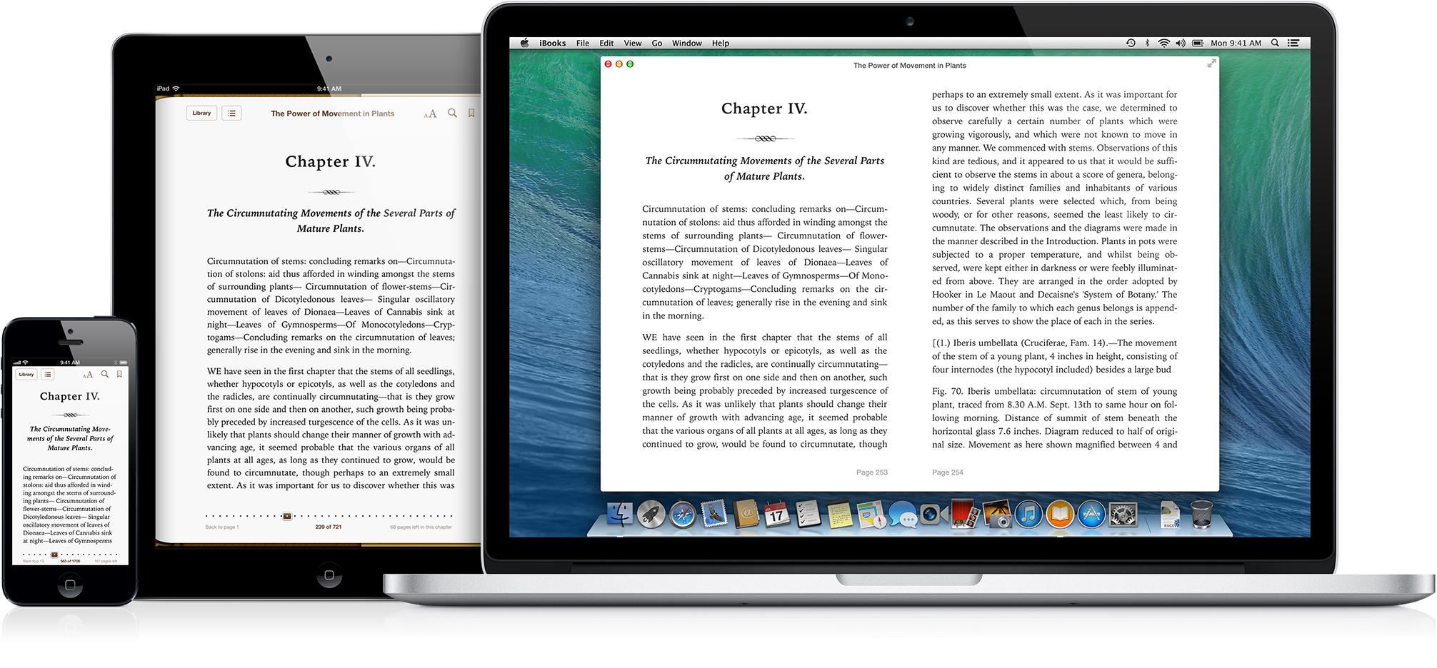 iBooks no iCloud
