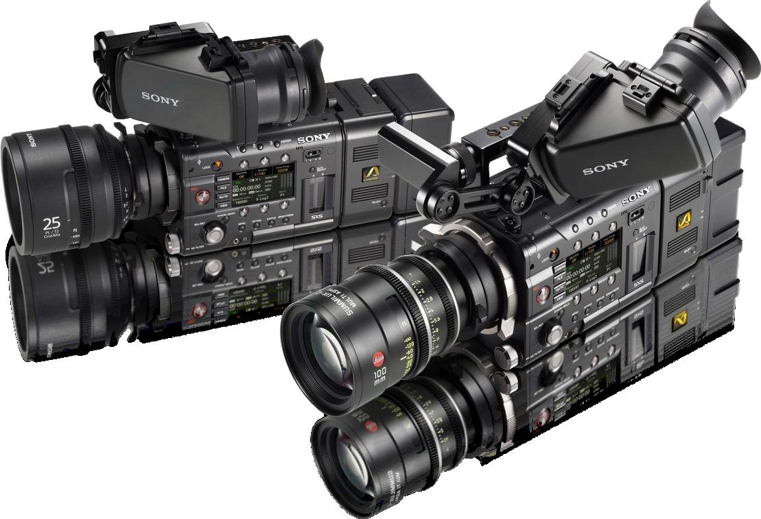 Câmeras da Sony - arquivos XAVC
