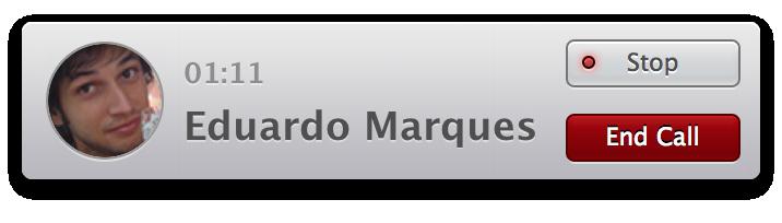 Dialogue no Mac