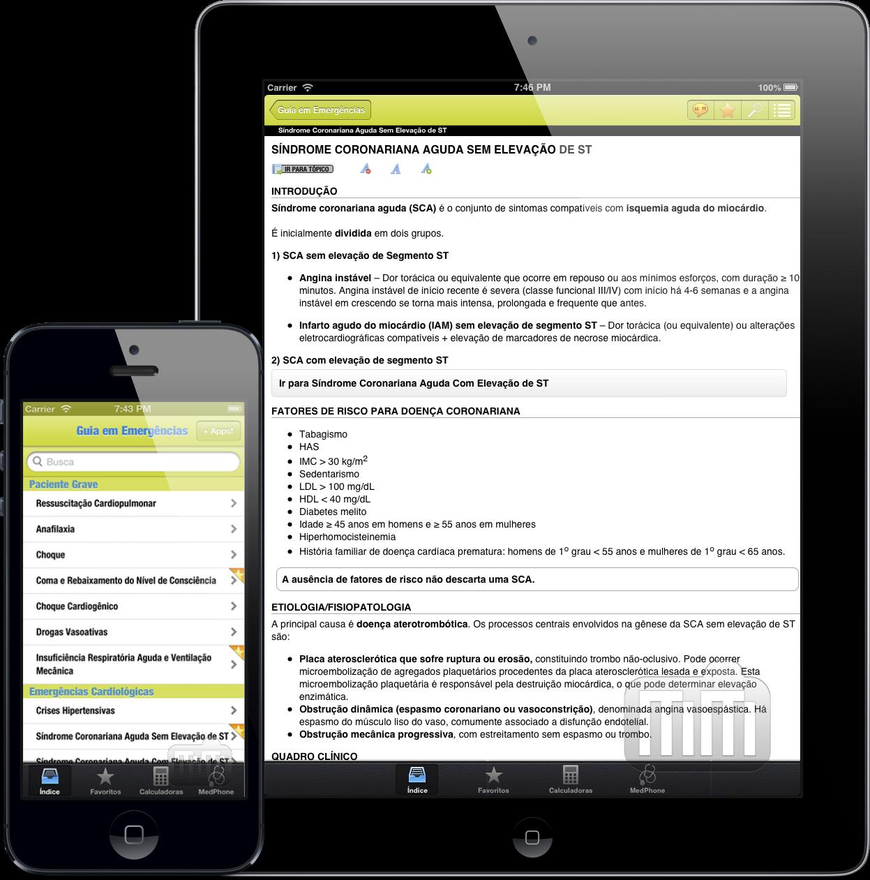 App Guia em Emergências para iOS