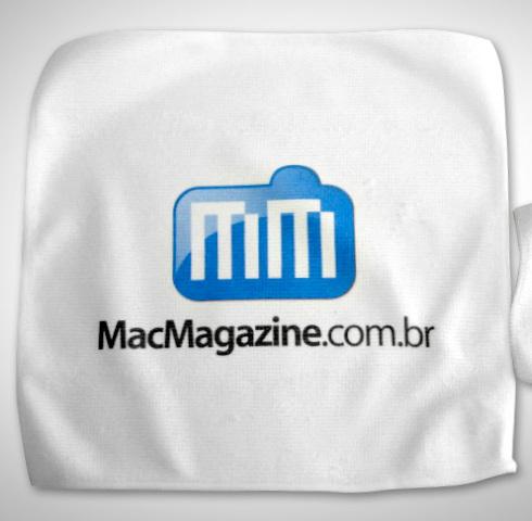 Paninho MOBiLE CLOTH do MacMagazine