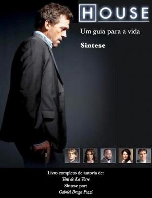 Capa do livro (síntese) Dr. House