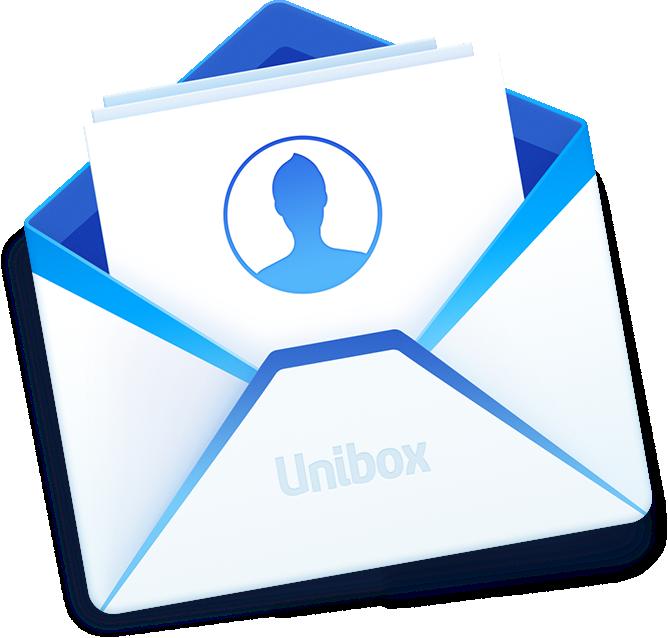 Ícone - Unibox para Mac