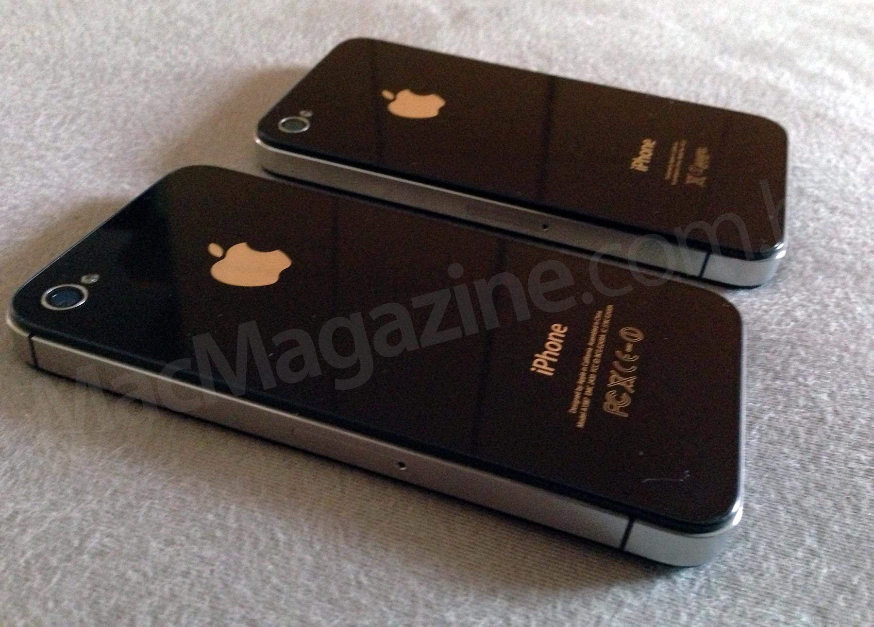 iPhone 4 do Wilsians