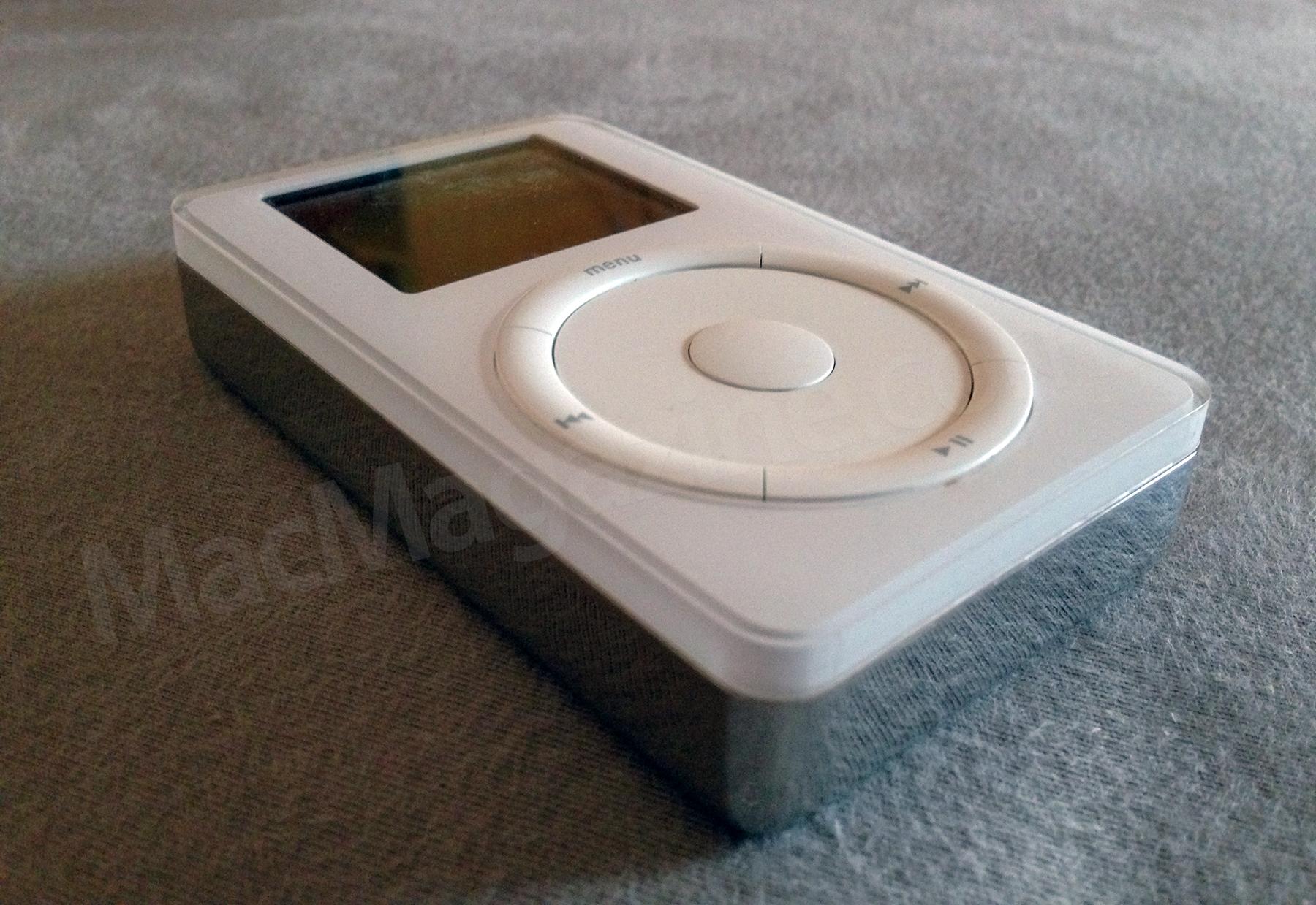 iPod original do Wilsians