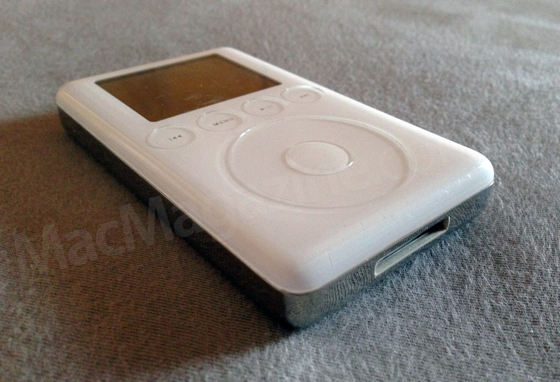 iPod de terceira geração do Wilsians