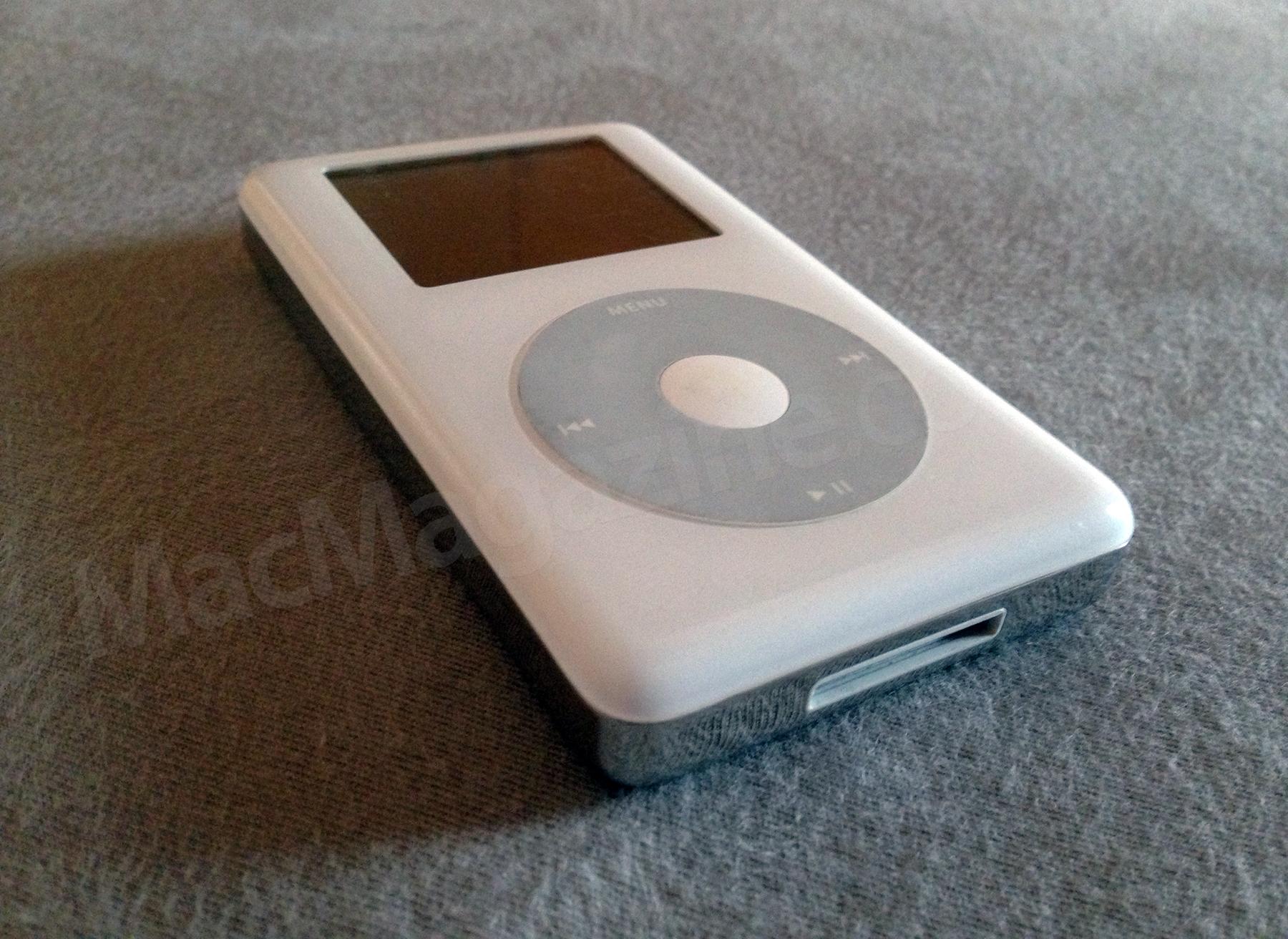 iPod de quarta geração do Wilsians
