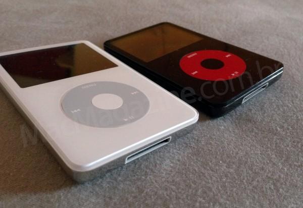 iPod video e edição U2 do Wilsians
