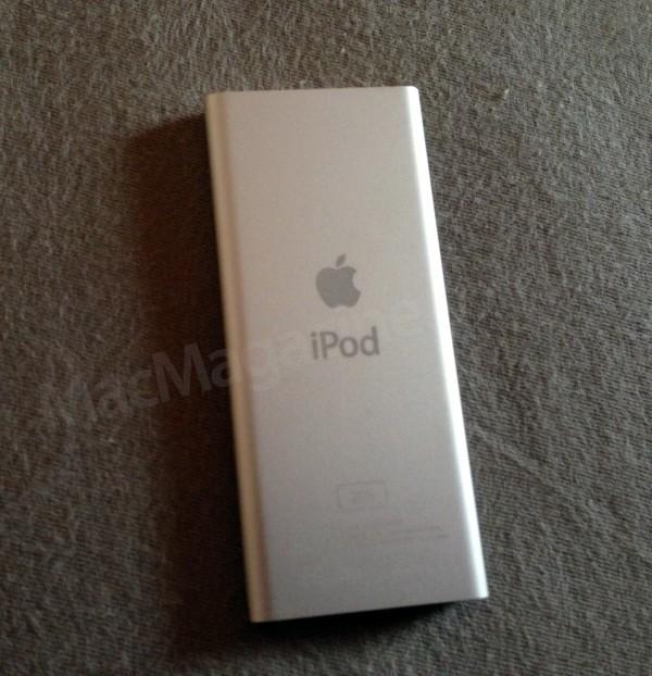 iPod nano de segunda geração, do Wilsians