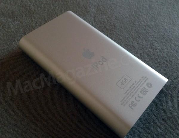 iPod mini do Wilsians